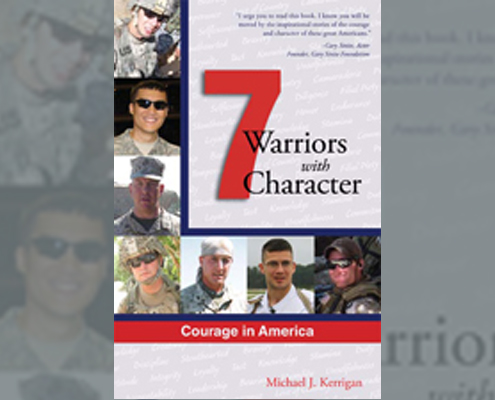 Courage in America Book Cover